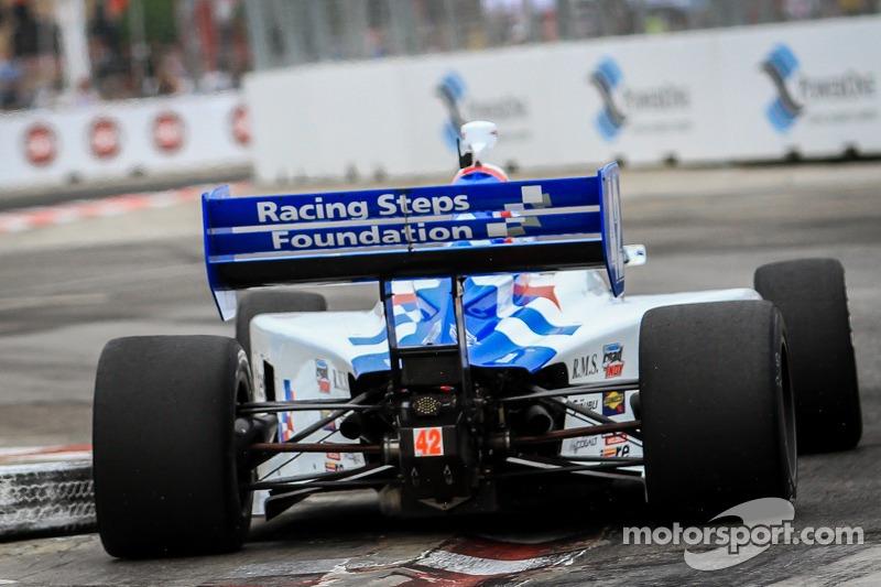 Jack Harvey, Schmidt Motorsports Peterson