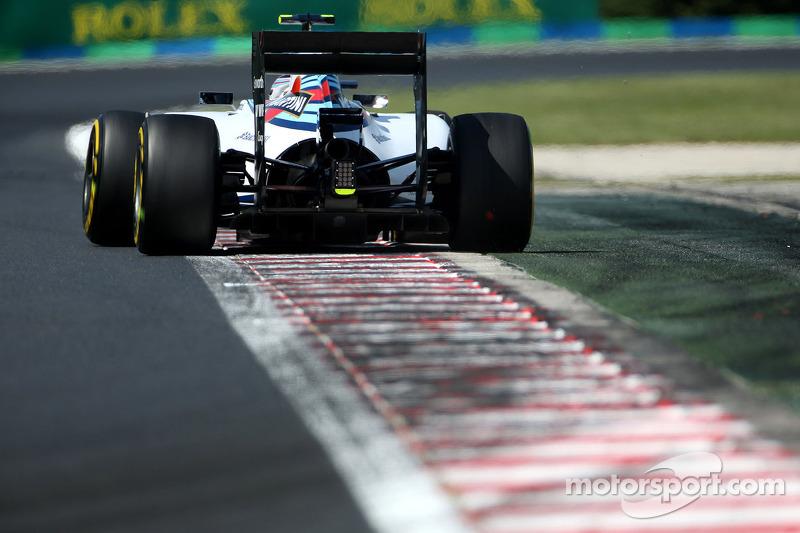 Valtteri Bottas , Williams F1 Team