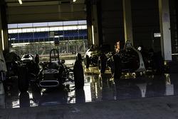 Ação nas garagens