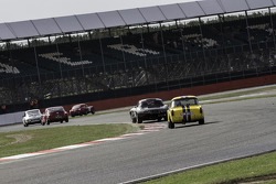 #66 Triumph TR4: Michael Pearson, Dave Devine