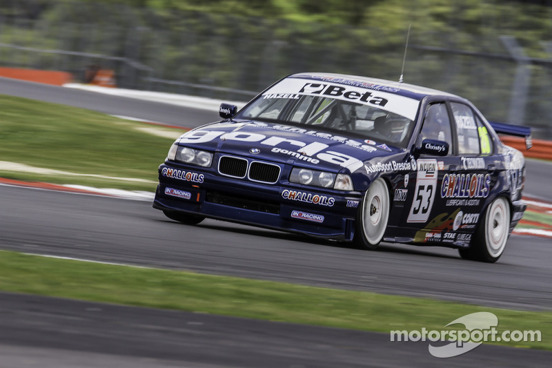 #26 BMW E36: Mark Hazel