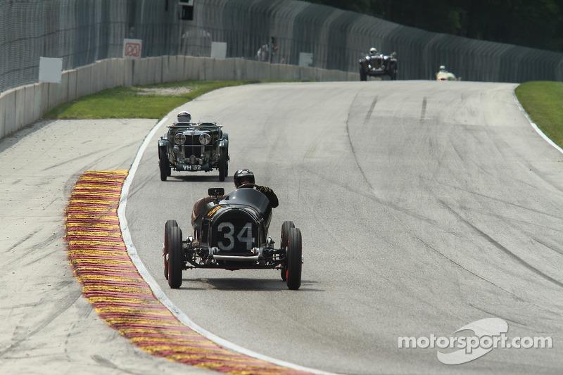 #34 1934 雪佛兰 Indy:托尼·帕雷拉