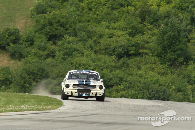 #247 1966 谢尔比 GT350: Claude Malette