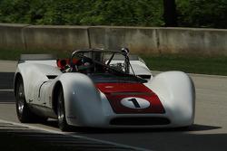 #1 1968 劳拉 T160: 马克·劳赫富斯