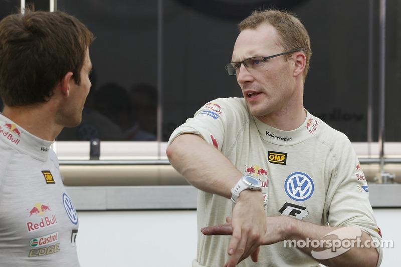 Sébastien Ogier e Jari-Matti Latvala