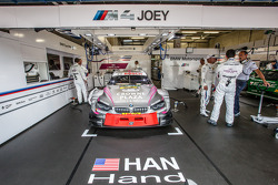 BMW Team RBM BMW M4 DTM of Joey Hand