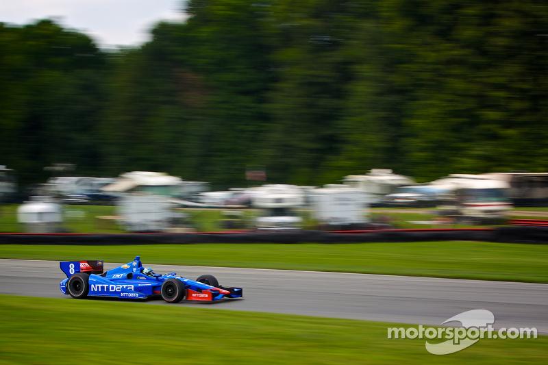 Ryan Briscoe, Chip Ganassi Racing Chevrolet