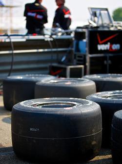 Indy Car Tires