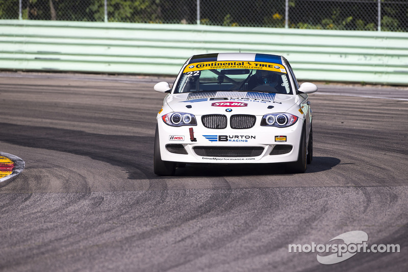 #22 Burton Racing 宝马 128i: Greg Strelzoff, Connor Bloum