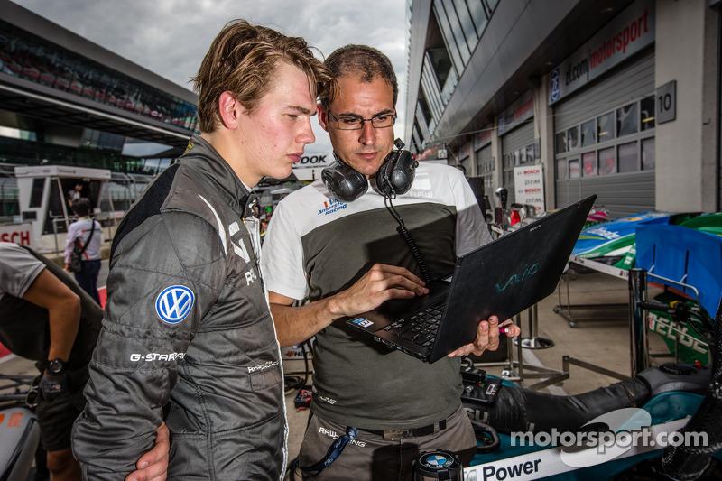 朱尔斯·西岑科维亚克,范·安默斯福特车队达拉拉F312大众赛车