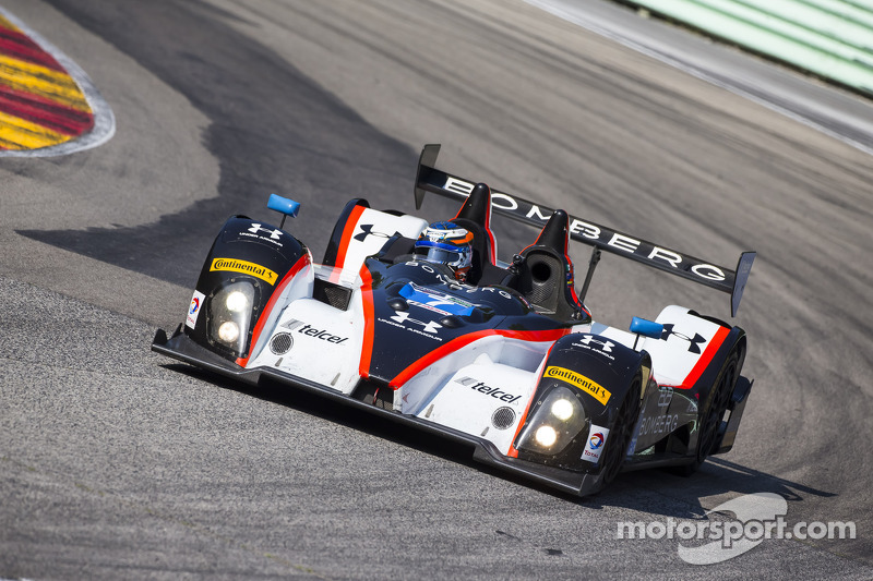 #7 Starworks Motorsport ORECA FLM09: 马丁·弗恩塔斯, 约翰·马丁, 阿历克斯·波波夫