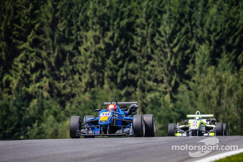 约翰·布莱恩特-梅斯纳,Fortec车队达拉拉F312梅赛德斯