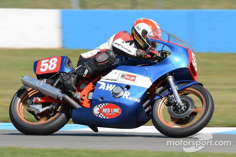 约翰·华威克,川崎1000cc