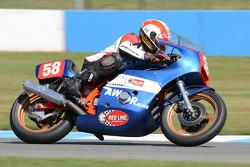 John Warwick, Kawasaki 1000cc