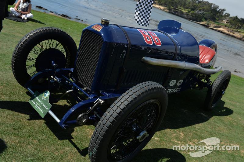 1913 Peugeot L45 Race Car