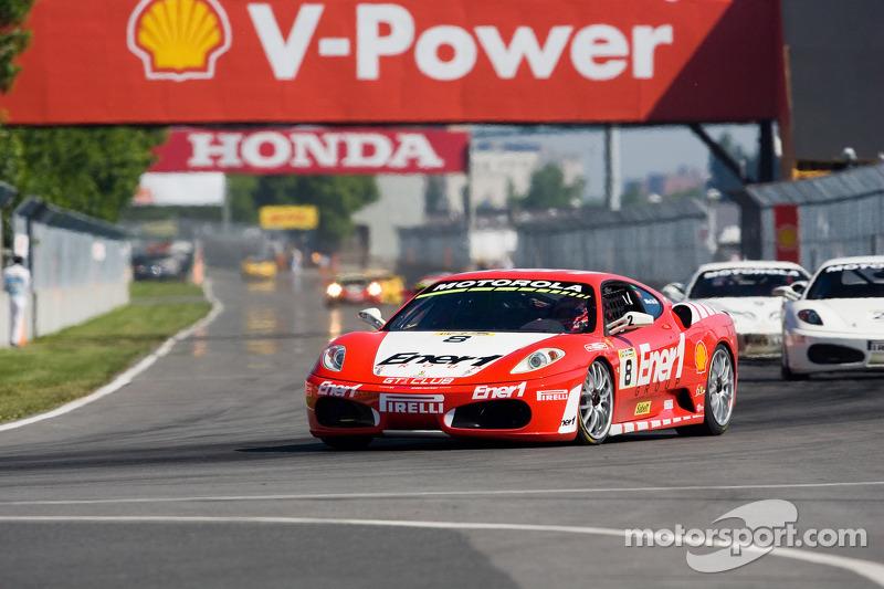 #8 Ferrari