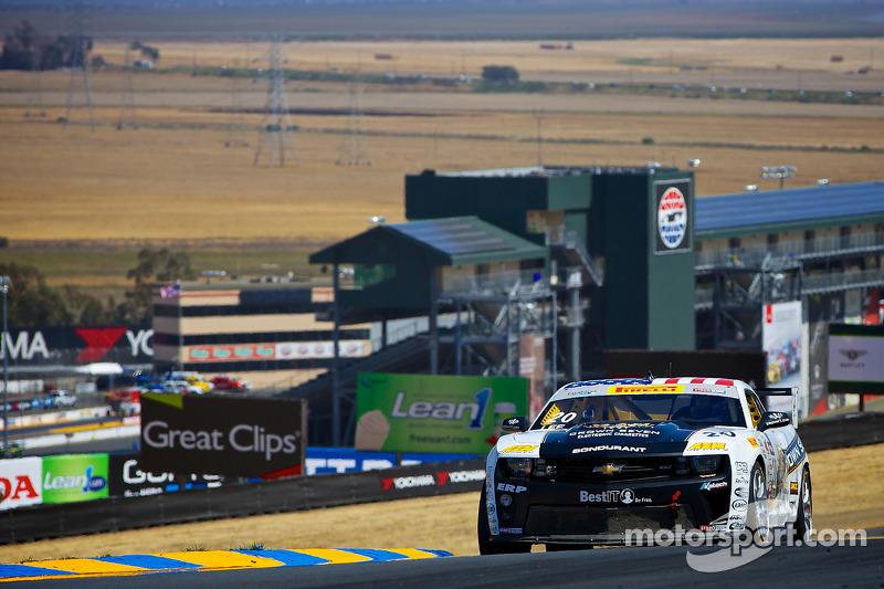 20 BestIT Racing Chevrolet Camaro: Andy Lee