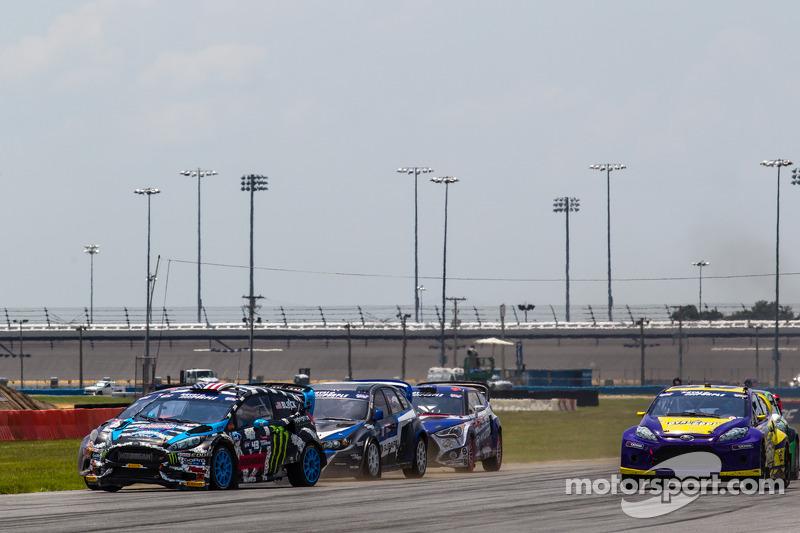 Via: #43 Hoonigan Racing Division Ford Fiesta ST: Ken Block al comando del gruppo