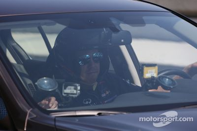Primo giro per Sebastian Vettel a Sochi