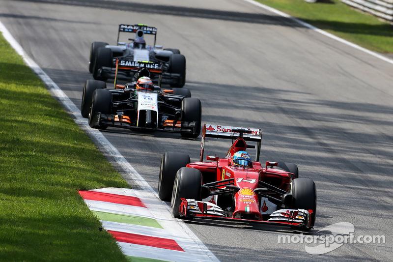 Fernando Alonso, Scuderia Ferrari  07