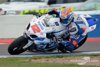 British Superbike: Donington Park