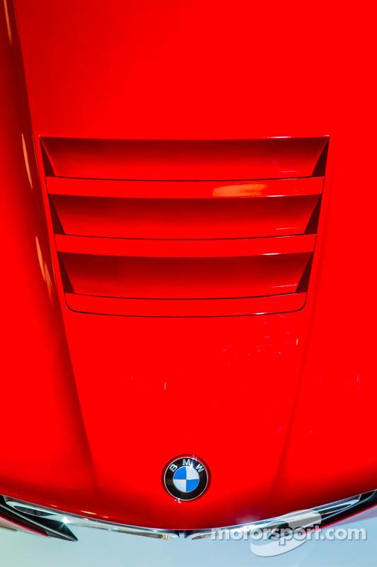 Detalhe do 2008 BMW M1 Hommage