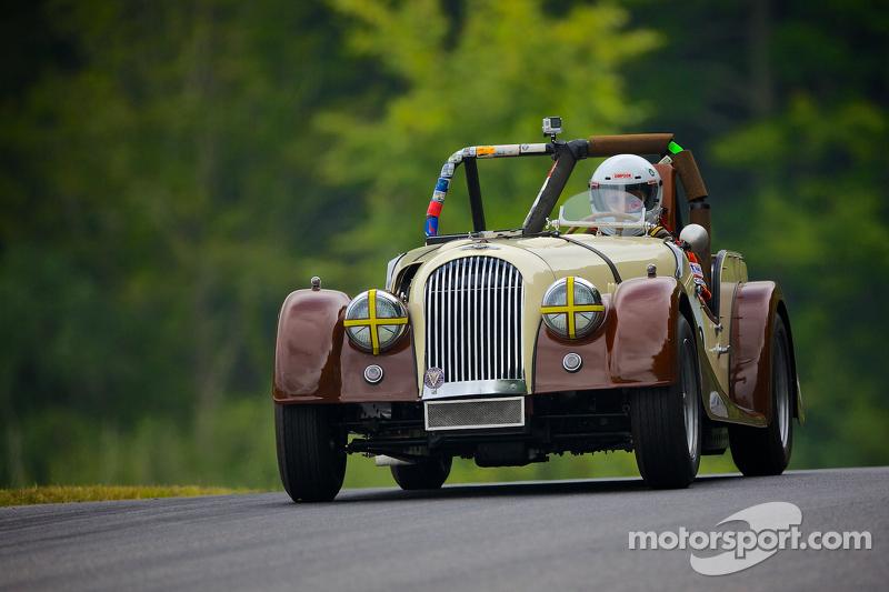 1957 Morgan +4