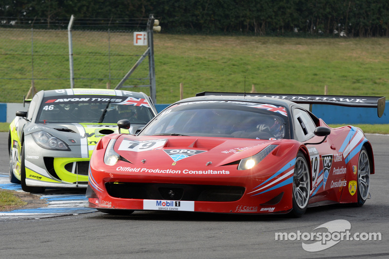 Ron Johnson, Piers Johnson, FF Corse