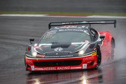 #111 Kessel Racing Ferrari 458 İtalya: Stephen Earle, Freddy Kremer, Liam Talbot