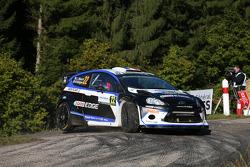 Julien Maurin ve Nicolas Klinger, Ford Fiesta WRC