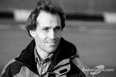 Grand Prix Masters, test di Silverstone