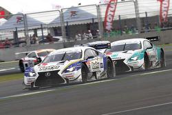 #37 Lexus Team KeePer Tom's Lexus RC F: Daisuke Ito, Andrea Caldarelli