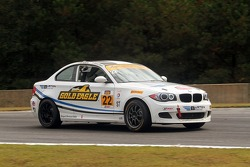 #22 Burton Racing 宝马 128i: Hugh Plumb, Connor Bloum