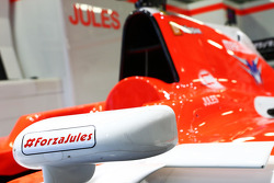 Messages de soutien à Jules Bianchi