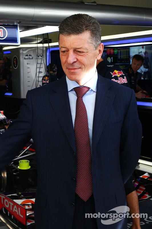 Dmitry Kozak, Russian Deputy Prime Minister
