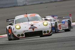 #75 Prospeed Competition Porsche 911 GT3 RSR: Francois Perrodo, Emmanuel Collard, Matthieu Vaxiviere