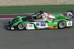 #77 Craft-Bamboo Racing Ligier: Samson Chan, Kevin Tse, Naoki Yokomizo