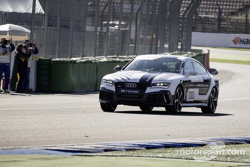 Test de l'Audi RS7