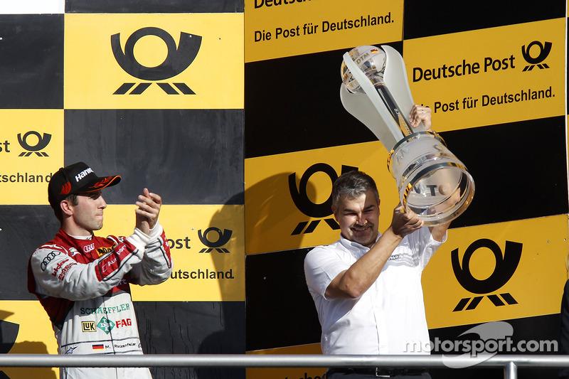 Mejor Fabricante, Dieter Gass, Audi Sport