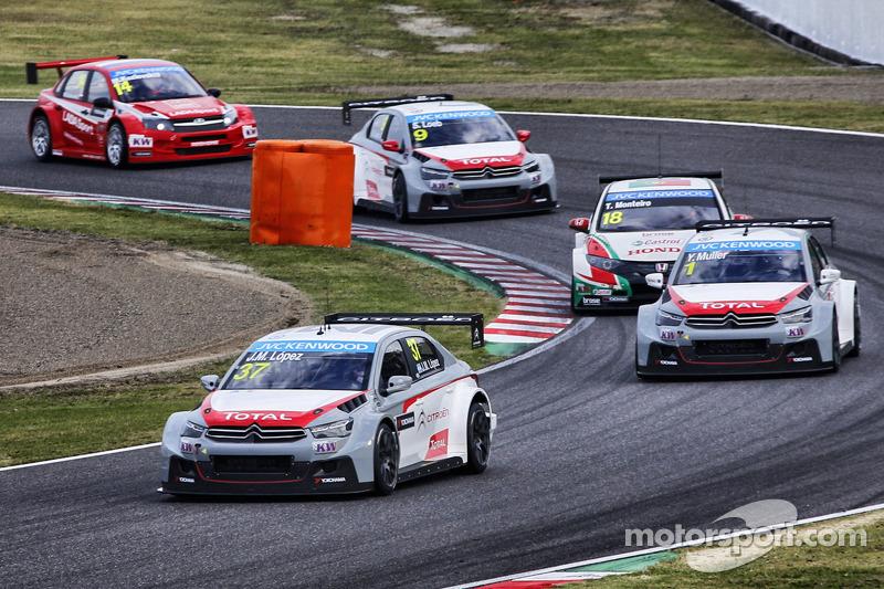 José María López, Citroën C-Elysee WTCC, Citroën Total WTCC