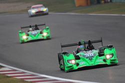 #30 Extreme Speed Motorsports HPD ARX 03b - Honda: Scott Sharp, Ryan Dalziel, Ricardo Gonzalez