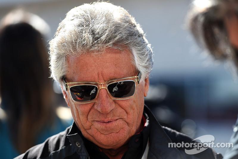 Mario Andretti, Embajador deicial del Circuit de de Americas