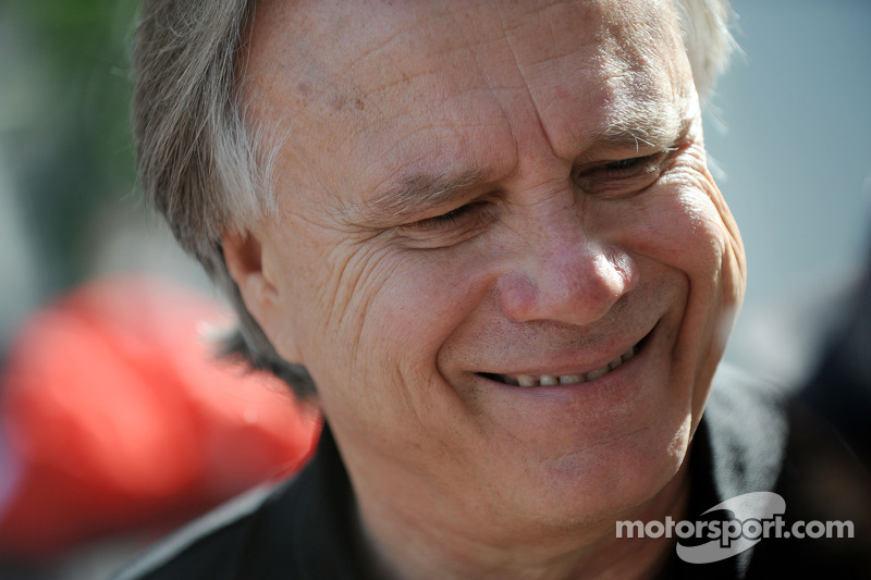 Gene Haas, Presidente Haas Automotion