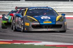 #13 Ferrari de Ontario Ferrari 458: Marc Muzzo