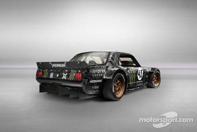 Ken Block - Gymkhana Ford Mustang