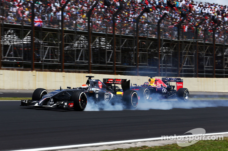 9 ноября 2014. Гран При Бразилии