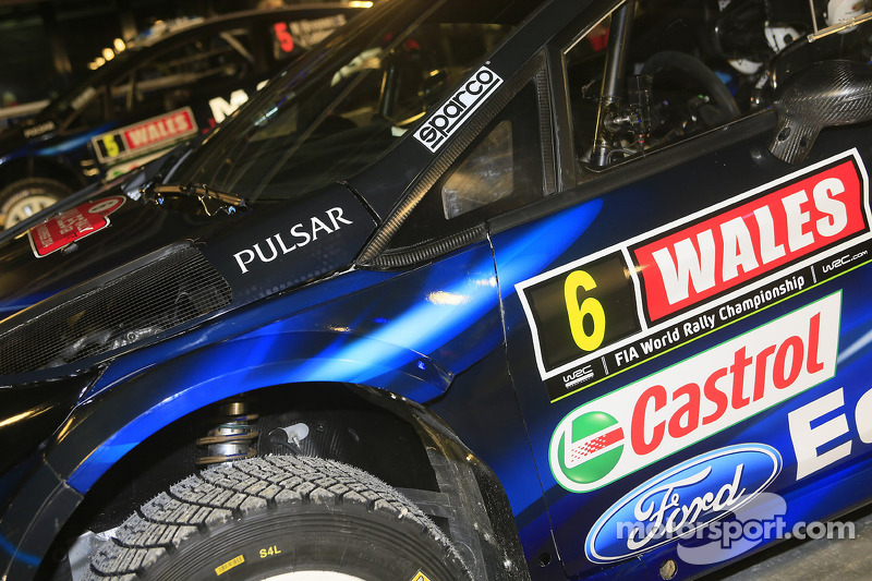 Ford Fiesta dettagli