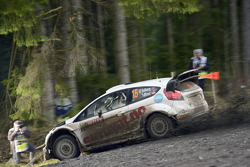 Henning Solberg y Ilka Minor,  Fiesta WRC