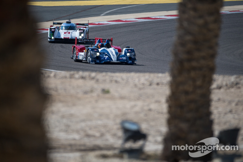 #27 SMP Racing Oreca 03R - Nissan: Sergey Zlobin, Nicolas Minassian, Maurizio Mediani