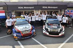 Winner Yokohama Teams' Trophy Team Roberto Ravaglia, Team Roal Motorsport